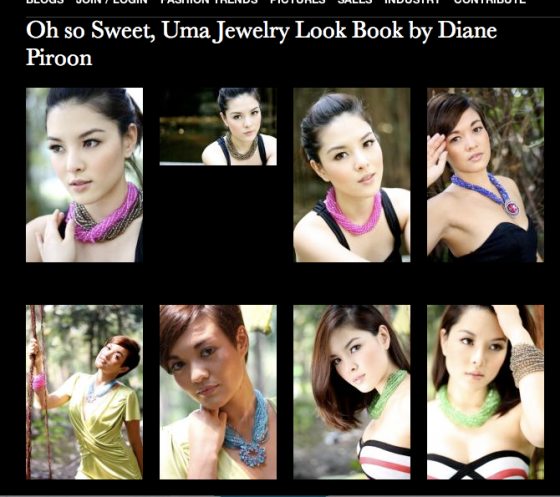 Uma Jewelry Press - Bangkok Designer Fashion